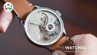 Greubel Forsey Presents Their Fully Handmade Timepiece