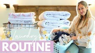 Laundry Routine: Tips and Hacks With Me