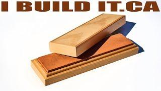 How To Make A Box With Interlocking Lid