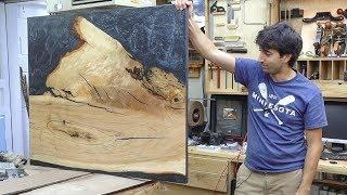 Sawing Pecan, Spice Boxes, Vacuum Drying