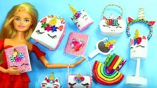 14 Clever Unicorn Barbie Hacks And Crafts